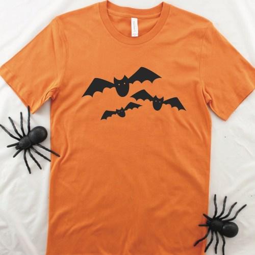Bat Halloween Shirt