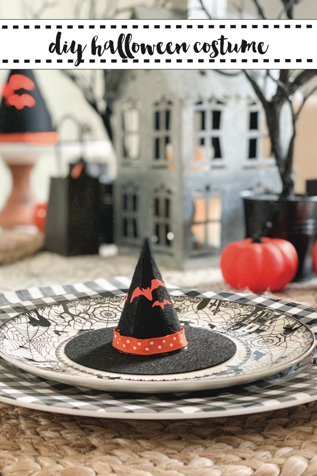 Halloween Place Settings