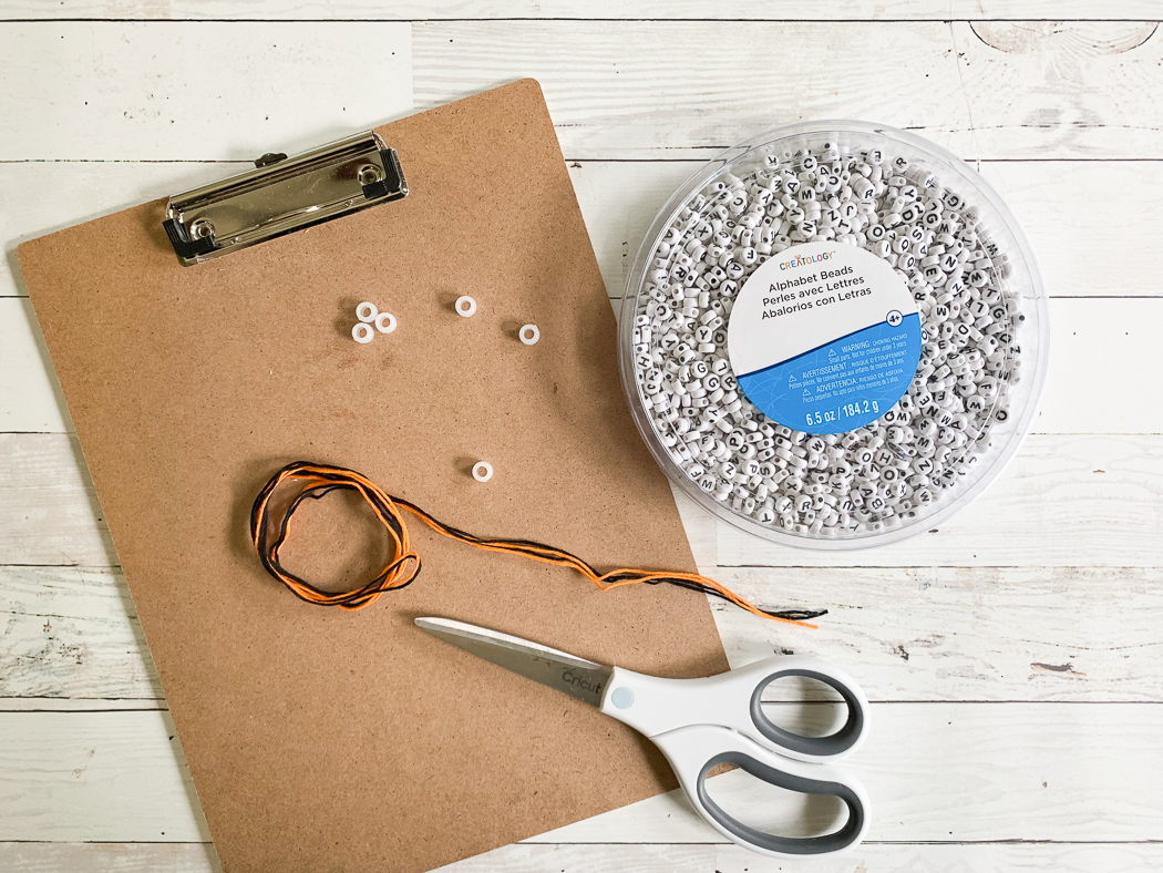 Friendship Bracelet Supplies