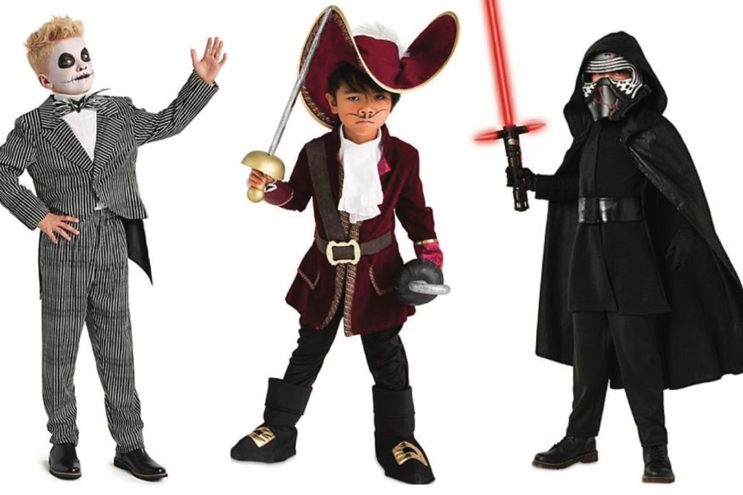 Boys Disney Costumes