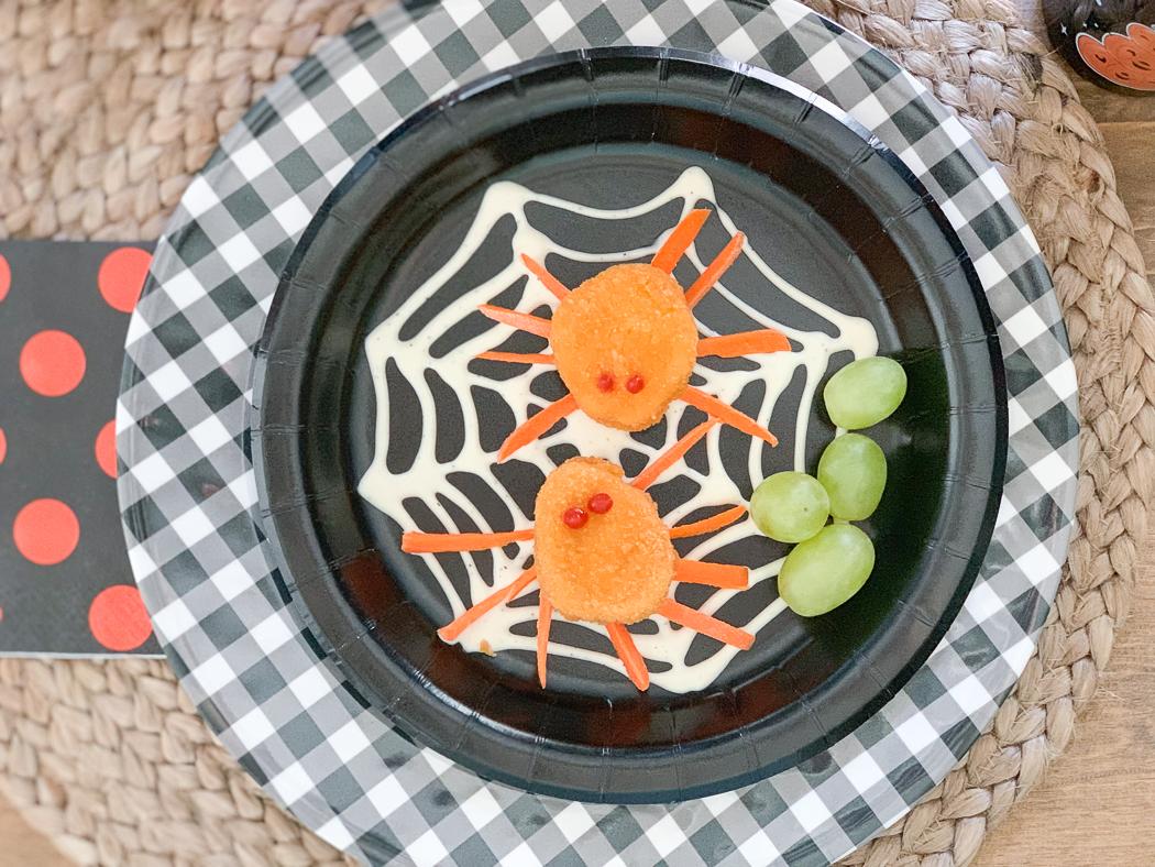 Chicken Nugget Spiders