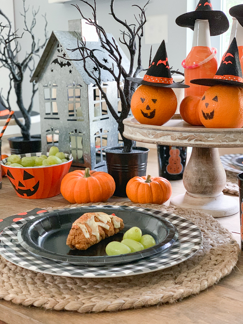 Kids Halloween Dinner Ideas