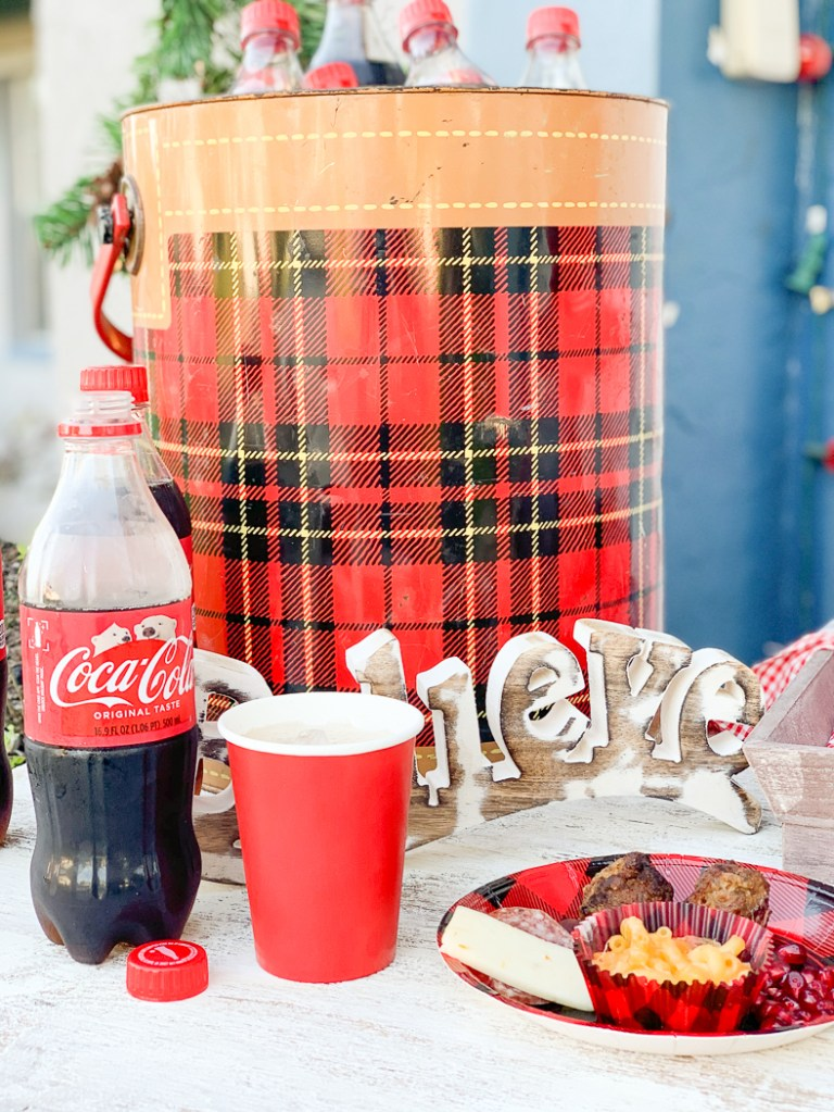 Scotch Cooler Coca Cola