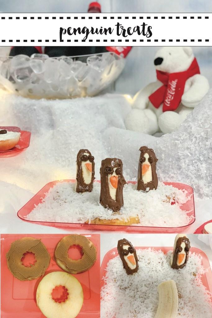 Penguin Banana DIY