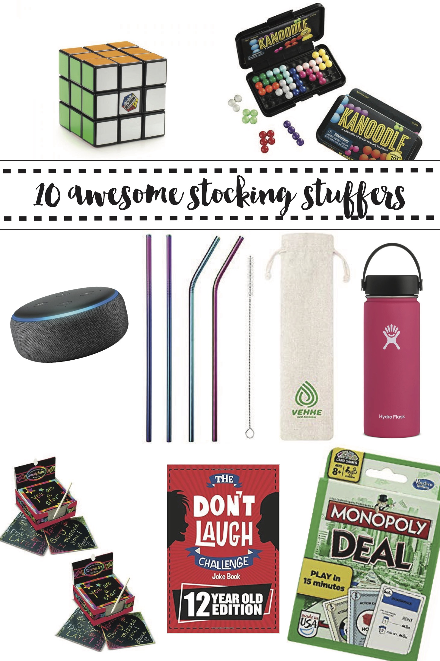 Stocking Stuffer Gift Guide