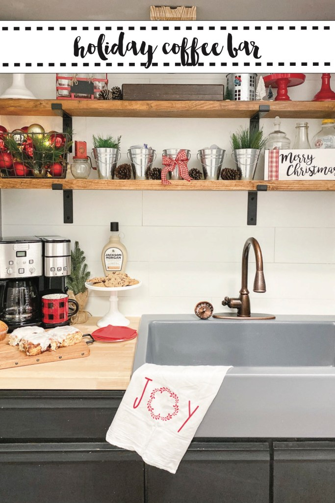 Farmhouse Kitchen Christmas Kitchen