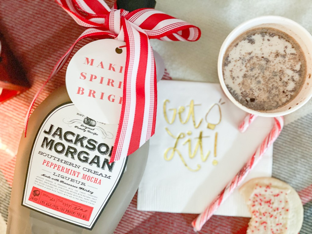 Jackson Morgan Southern Cream Peppermint Mocha