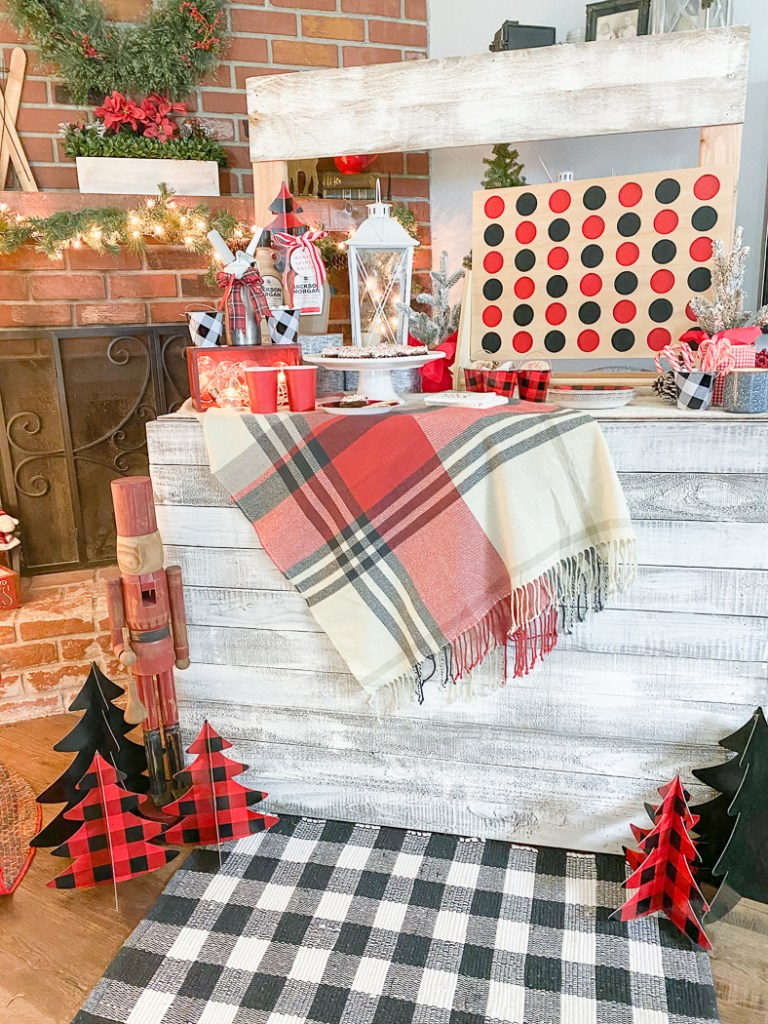 Rustic Plaid Party