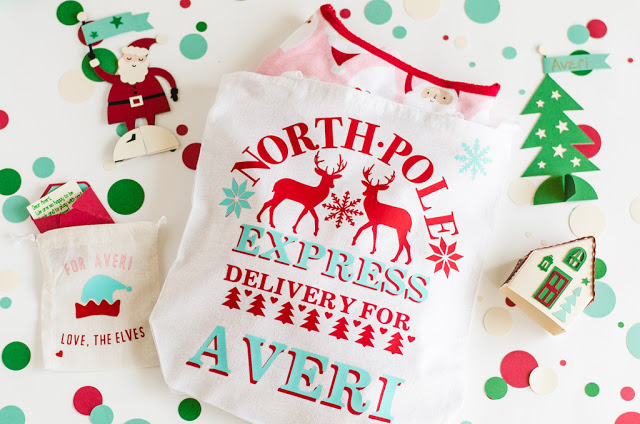 Fawn Parties Holiday Gift Bag