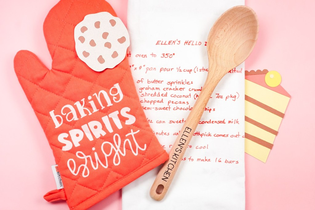 Hey, Let's Make Stuff Baking Gift Set