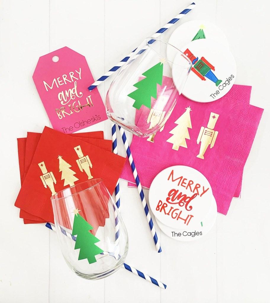 Pineapple Paper Co. Hostess Gift Set