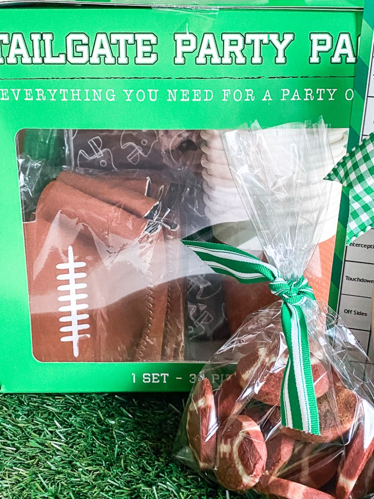Football Tailgate Party Pack