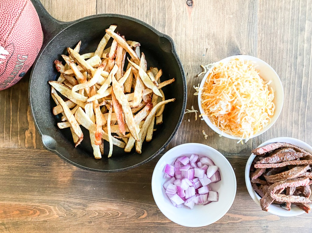 Loaded Fries Recipe