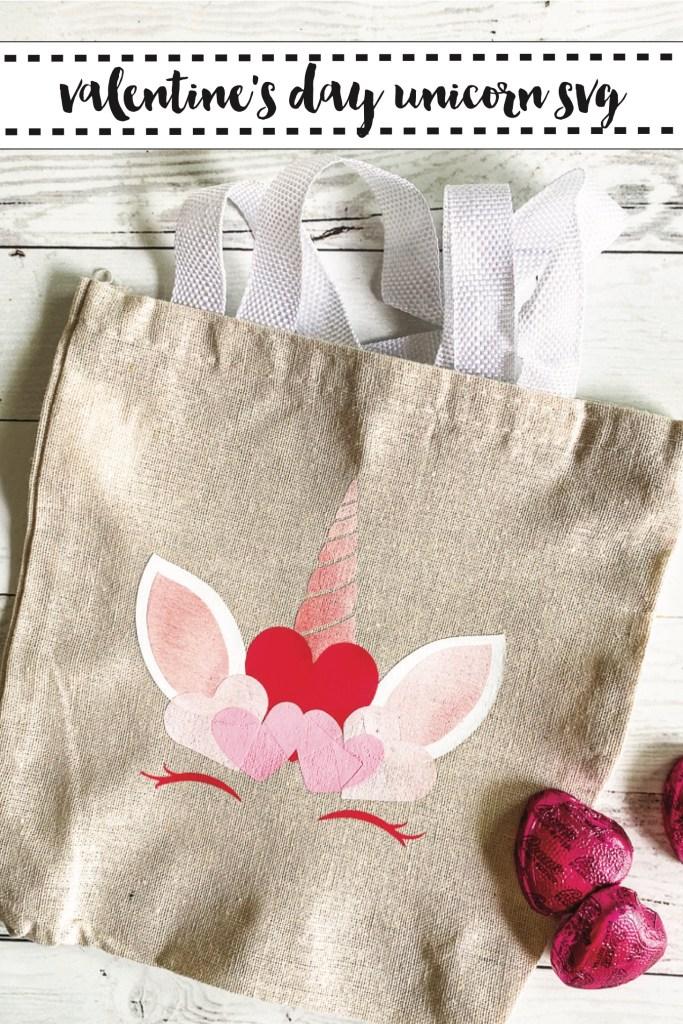 Valentine's Day Unicorn Gift