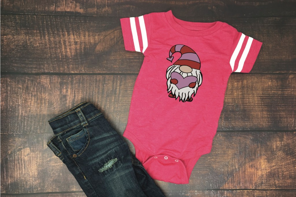 Baby gnome outfit