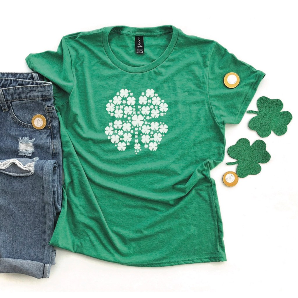 Green St. Patrick's Day Shirt