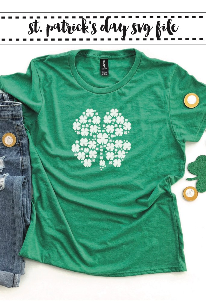 St. Paddy's Day Shirt DIY