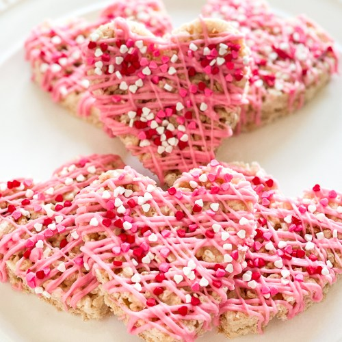 Heart Shaped Desserts
