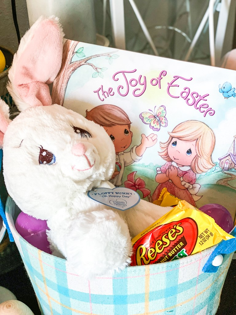Precious Moments Easter Basket Ideas