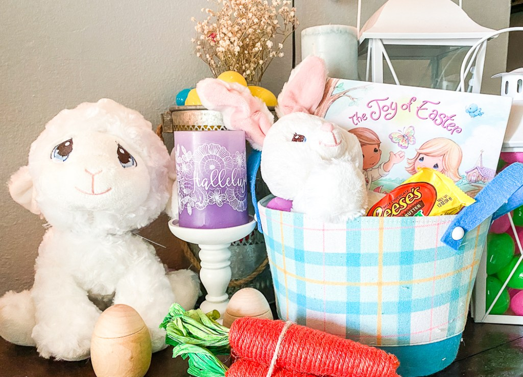 Kids Easter Basket Ideas