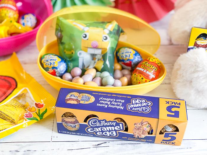 Easter egg filler