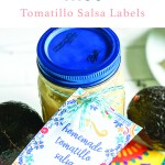 Salsa Label