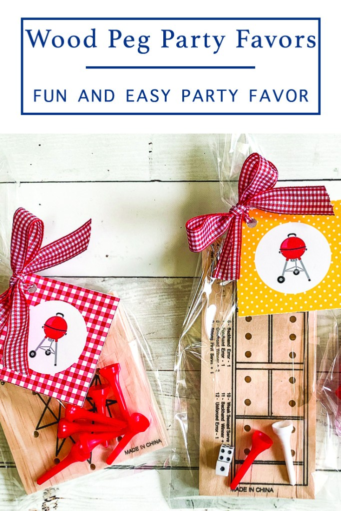 BBQ Party Favors