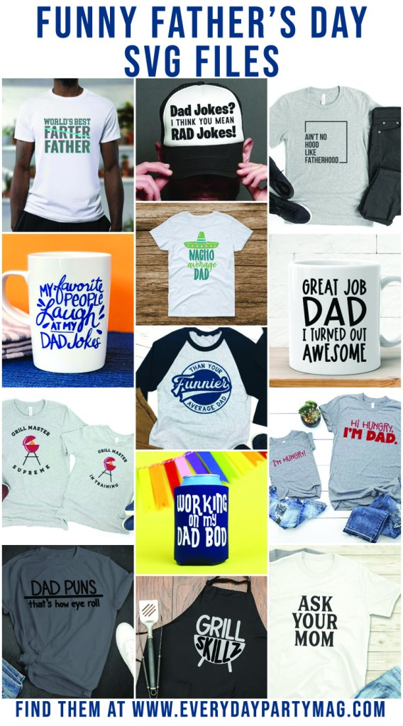 Free Check out our fathers day shirt svg selection for the very best in unique or custom, handmade pieces from our collage shops. Totally Free Svg Funny Father S Day Svg Files Everyday Party Magazine SVG, PNG, EPS, DXF File