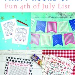 Fourth of July Paper Projects