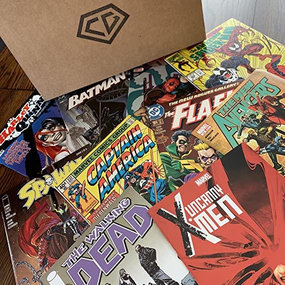 Comic Book Subscription