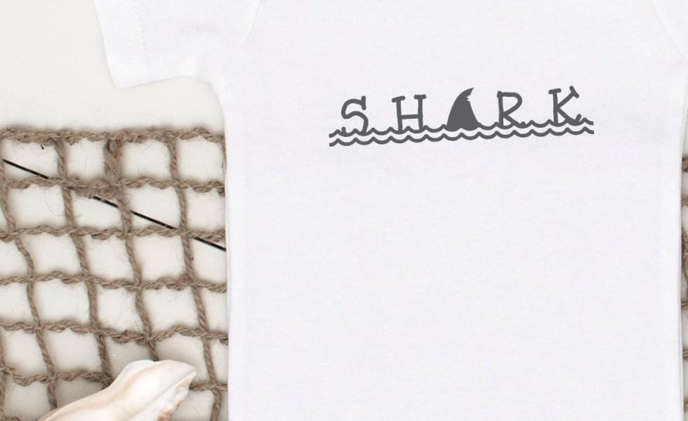 Shark Onesie