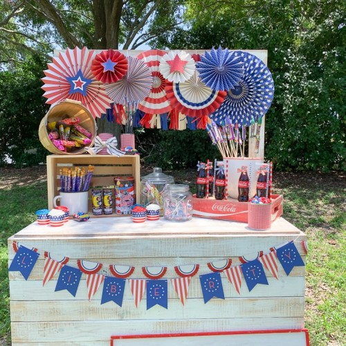 Fireworks Stand