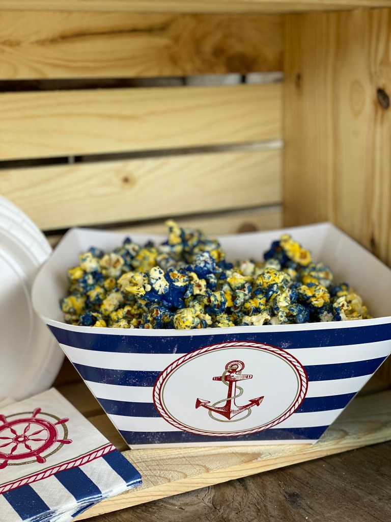Candied Popcorn