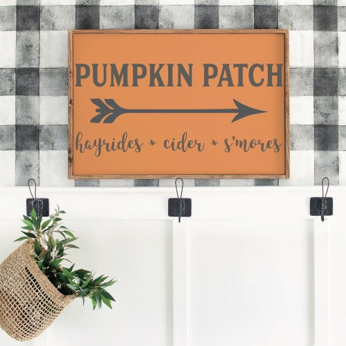 Farmhouse Entry Way Sign