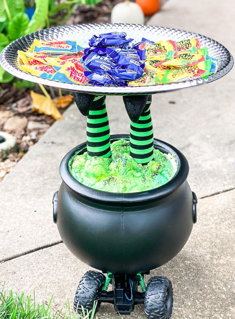 Halloween Candy RC Cauldron