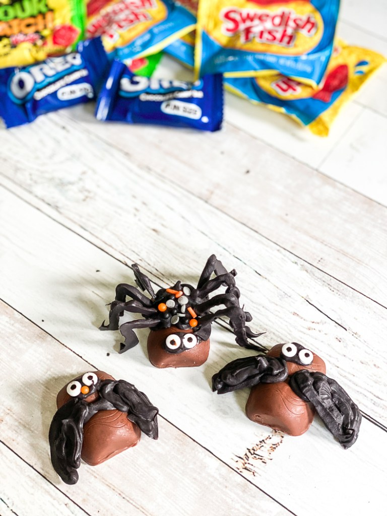 Halloween Candy Creatures