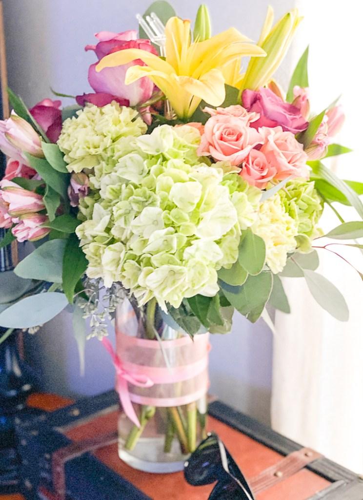 Bouquet Rayban Waferers