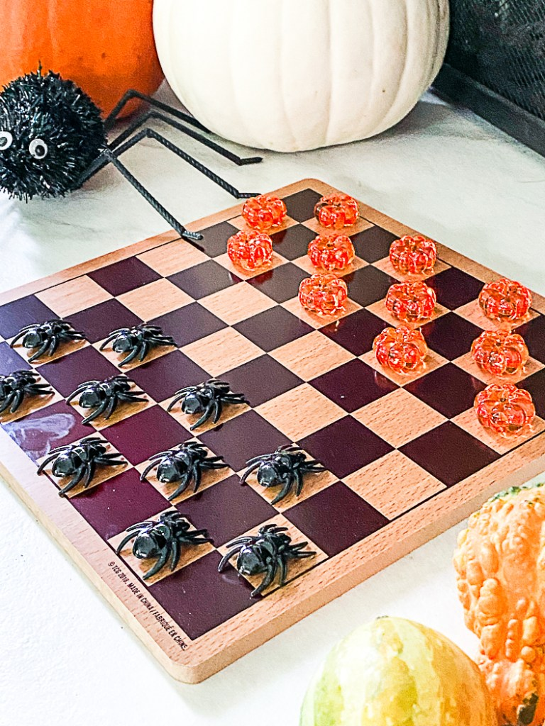 Spooky Checkers