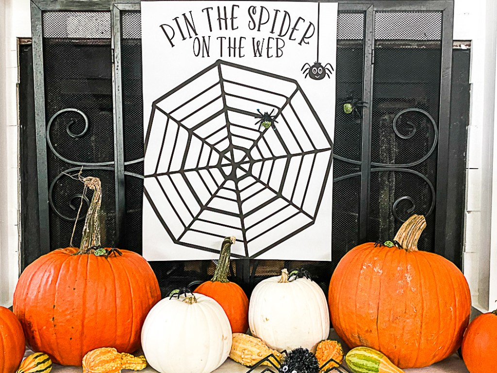 Everyday Party Magazine Halloween Printable Games