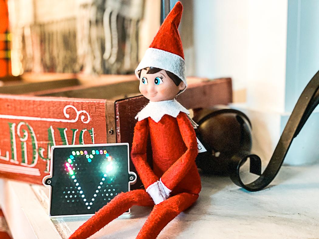 Elf on the Shelf Activities