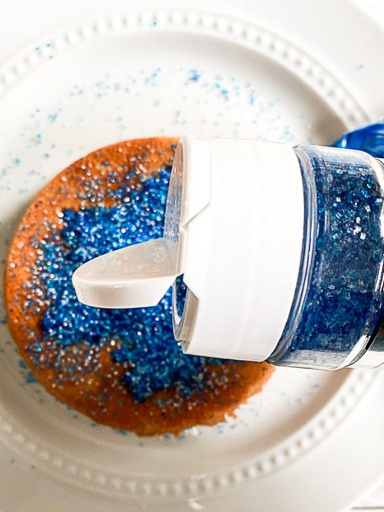 Snowflake Cookie Sprinkles