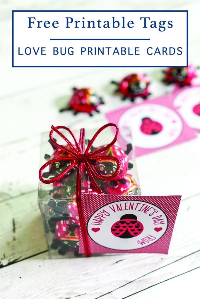 Free Printable Valentine's Day Tags