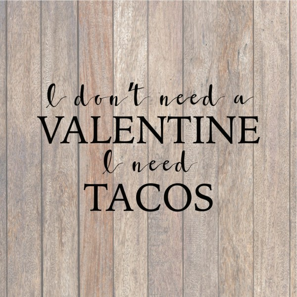 Valentine's Day SVG File