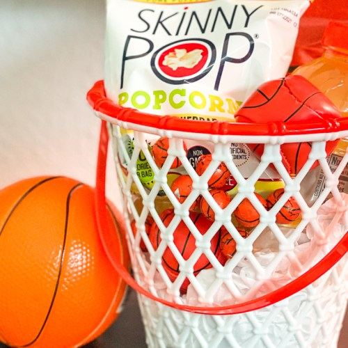 Basket Ball Party Basket