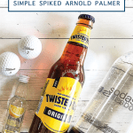 Twisted Tea Soda Stream Golf Balls