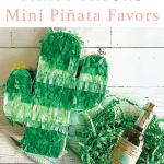 Mini Piñata Party Favor