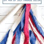 DIY Patriotic Baton