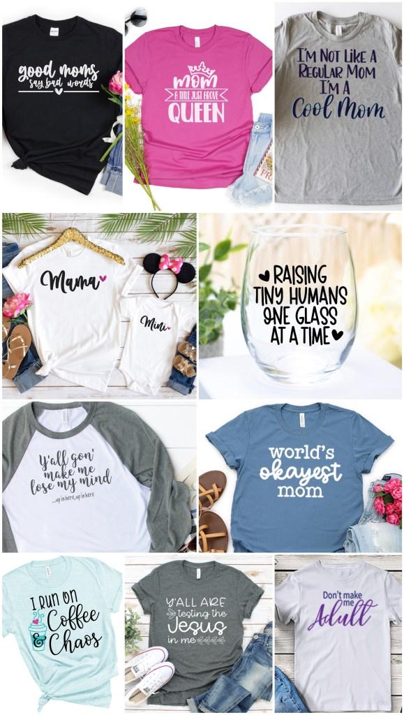 Mom Life Collage