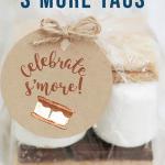 Celebrate S'more Favors