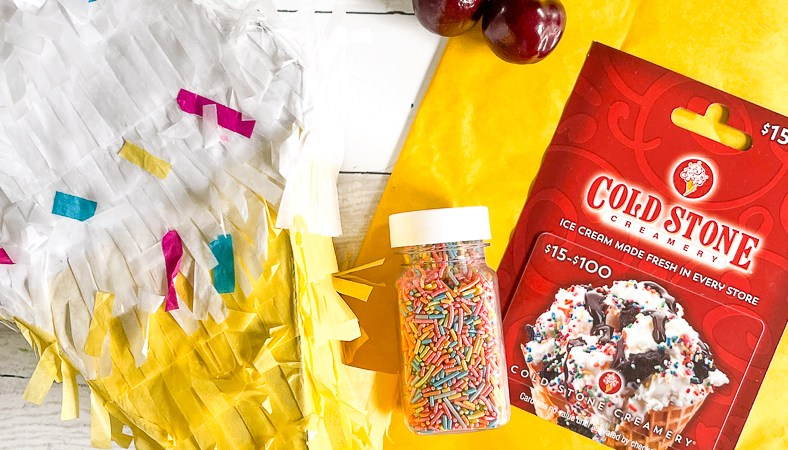 Piñata Sprinkles Gift Card
